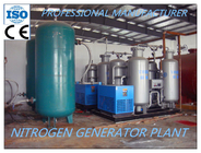 Automated Industrial Nitrogen Generator Pressure Swing Adsorption Style