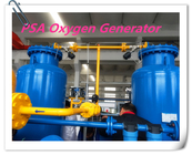 Pressure Swing Adsorption Oxygen Generator Industrial 93% Purity Medical Equipments