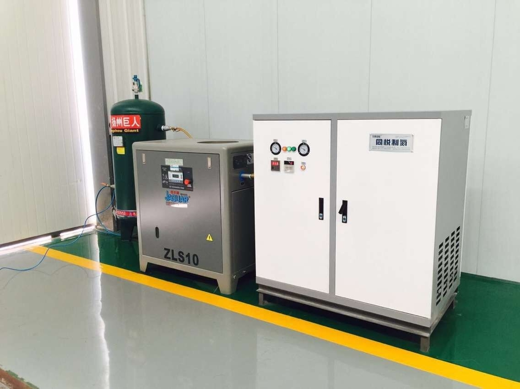 Removeable Nitrogen Generation Equipment With Color Touch Screen Control