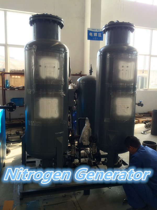 Offshore High Pressure Nitrogen Generator With Filling Station Fire Extinguisher Cylinders