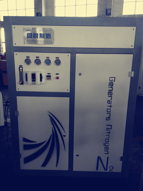 Pharmaceutical Nitrogen Generator Equipment Medical Gas Replacement For Conveying Gas