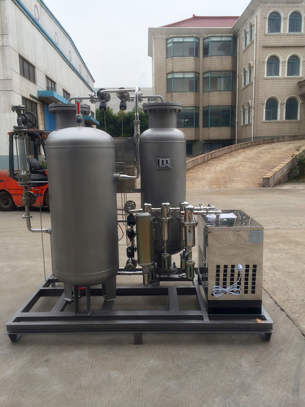 High Purity PSA Laboratory Nitrogen Generator Pressure Swing Adsorption Type
