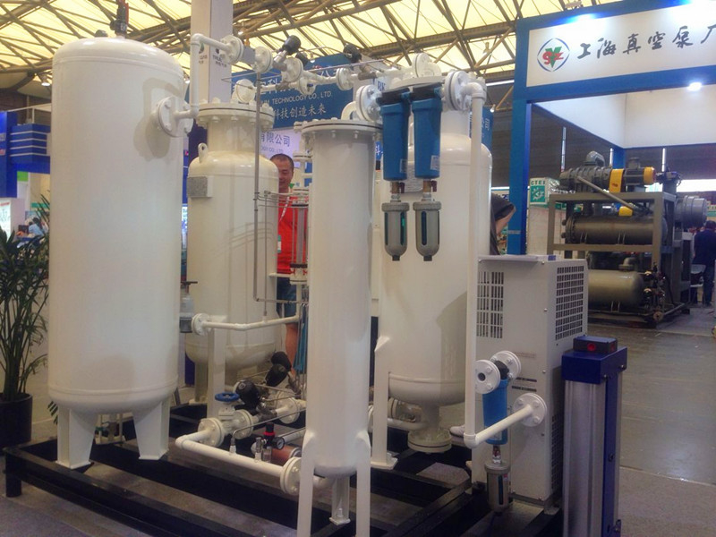 Chemcial High Purity Oxygen Generator Low Consumption For Coal Mine Production