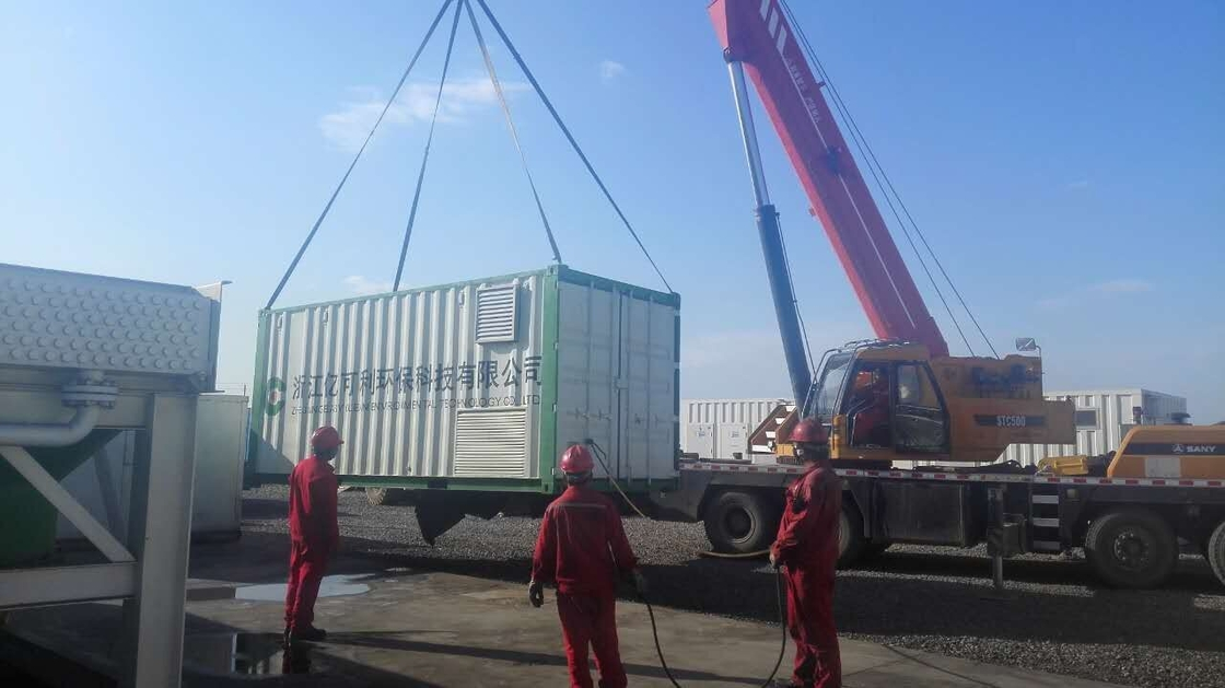 Container type Onsite Nitrogen Generator with Nitrogen Gas System CE ISO