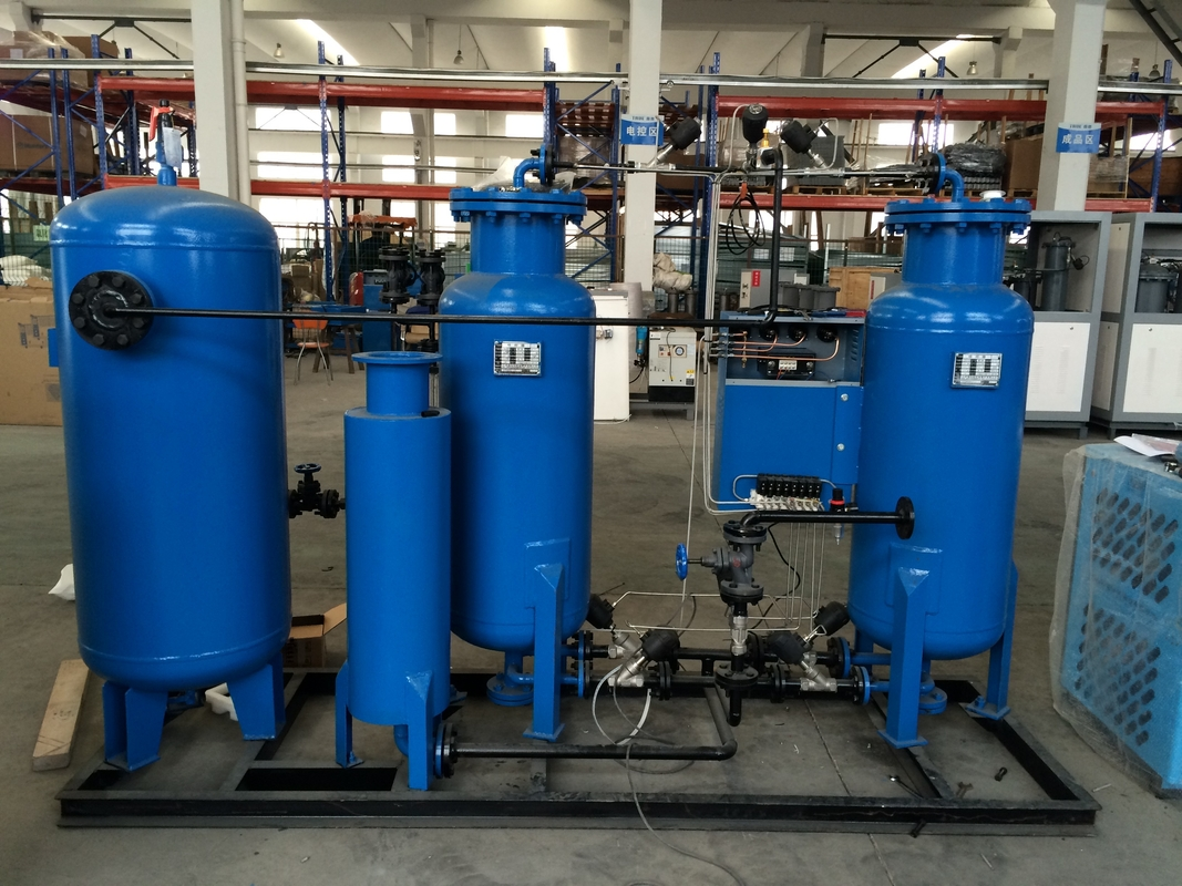 ISO CE PSA Oxygen Generator Plant For Hospital And Welding Industry Usage