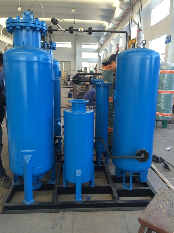Automatic Changeover Valve Industrial Oxygen Generator For Psa Oxygen Plant