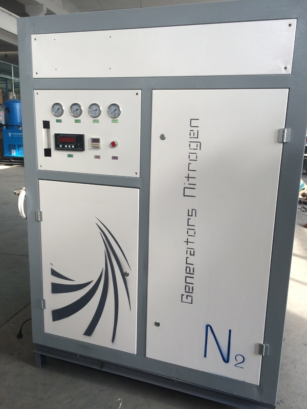 Box style Nitrogen flushing for chips packing machine hig purity nitrogen generator